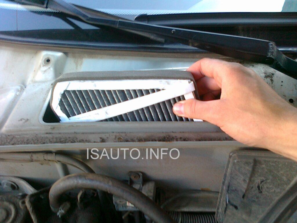 Воздушный фильтр Lanos