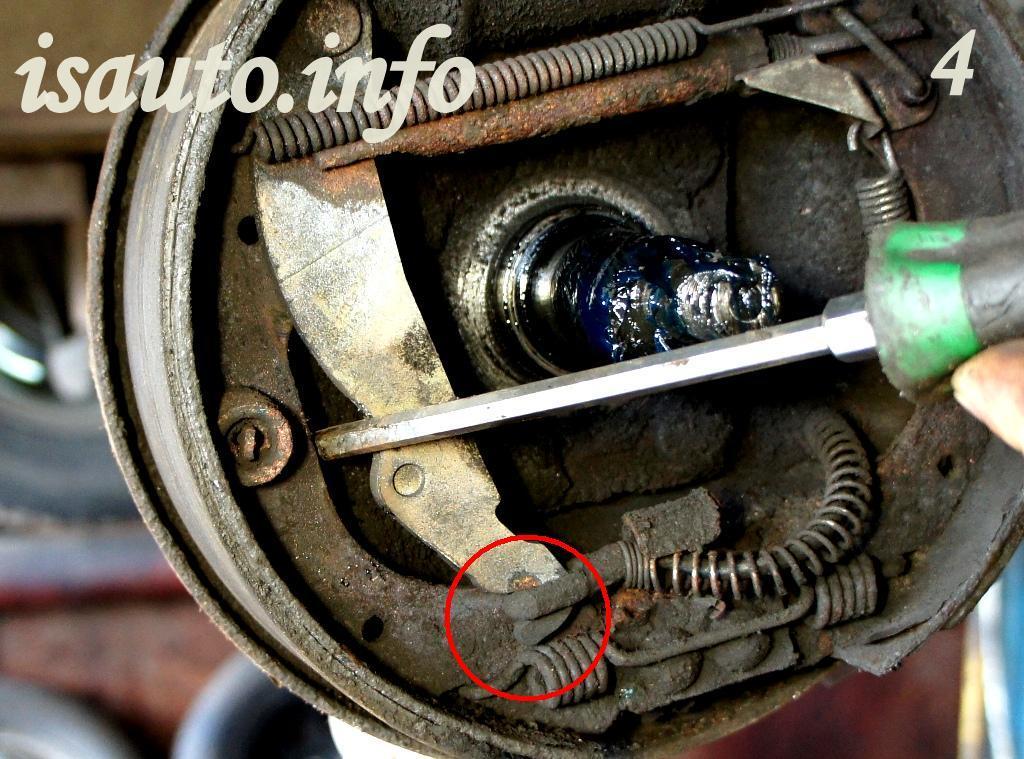 Как заменить задние тормозные колодоки на автомобилях Daewoo Lanos, (Деу Ланос), Sens, (Сенс) Nexia, (Нексия), Chevrolet Lanos, (Шевролет Ланос), Zaz Chance, (Заз Шанс), своими руками.