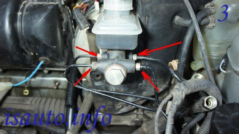 Фото №10 - течет тормозная жидкость ВАЗ 2110